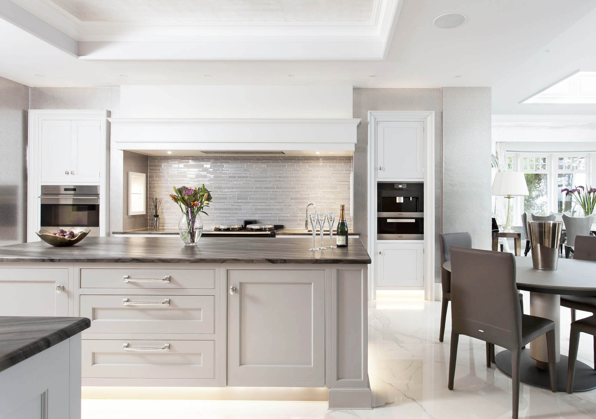 Rectory Homes Privé Collection home kitchen
