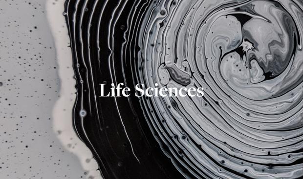 life sciences graphic