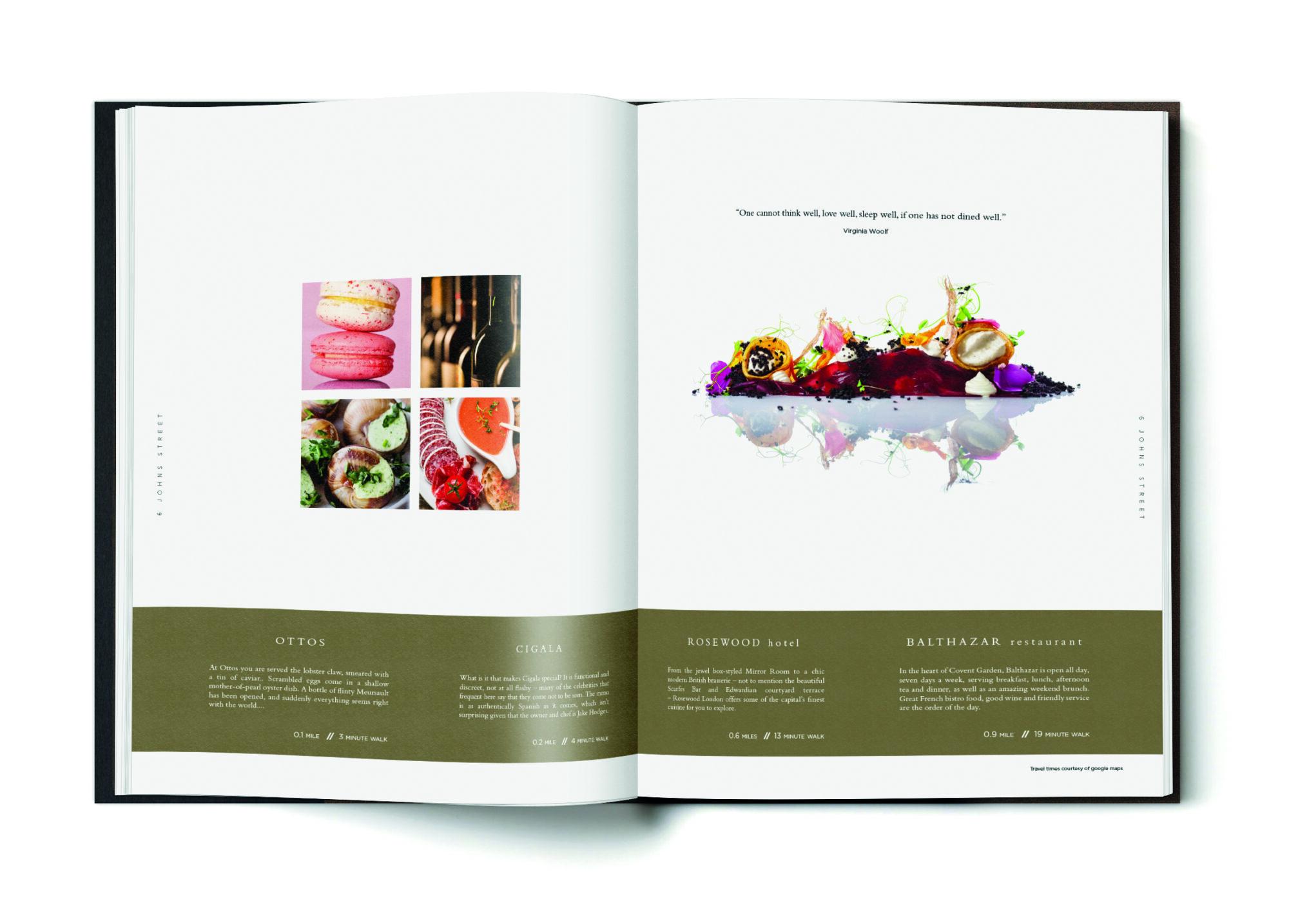 6 John Street Brochure