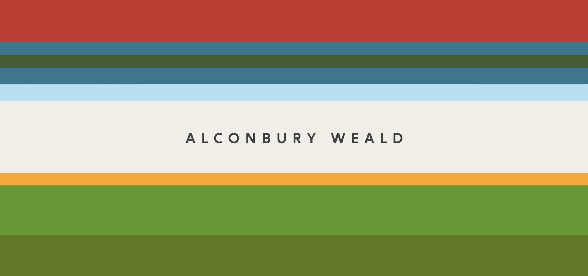 Crest Nicholson Alconbury Weald brandmark logo