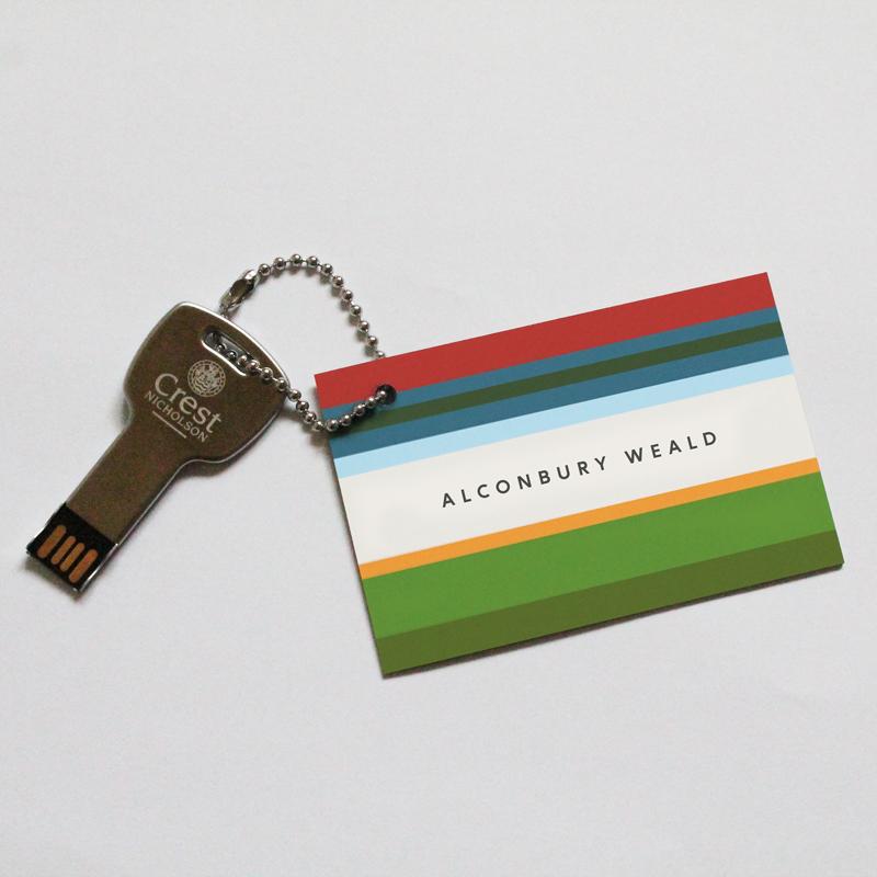Crest Nicholson Alconbury Weald USB