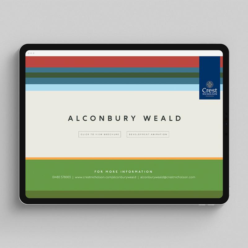 Crest Nicholson Alconbury Weald WEBSITE