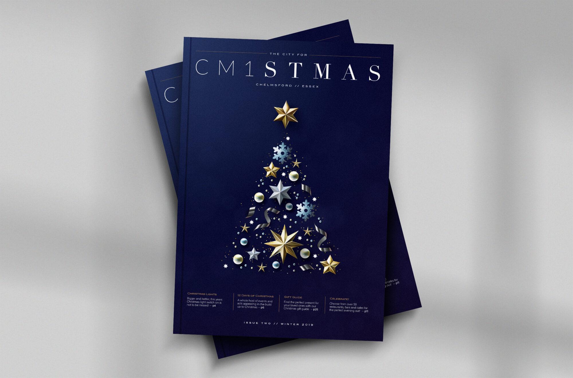 CM1stmas Chelmsford Christmas magazine 2019