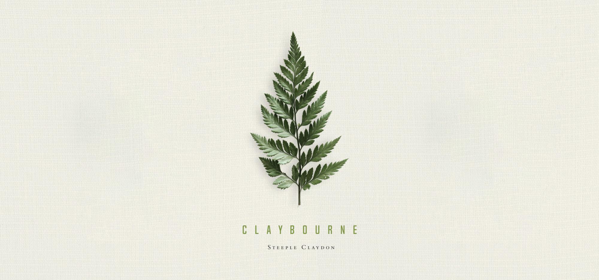 Crest Nicholson Steeple Claydon claybourne brandmark
