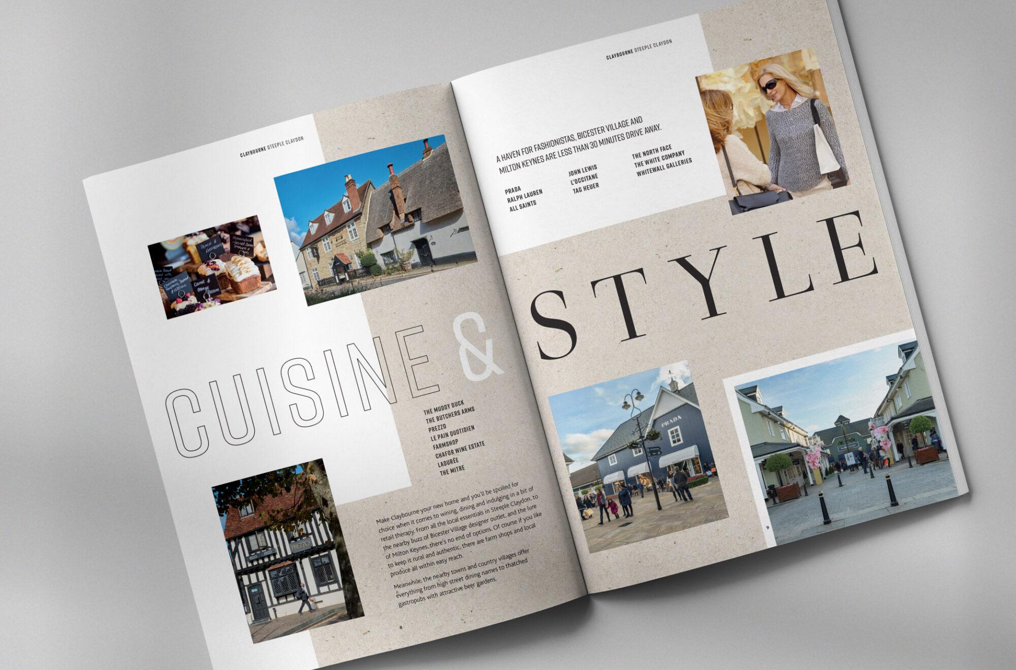 Crest Nicholson Steeple Claydon brochure