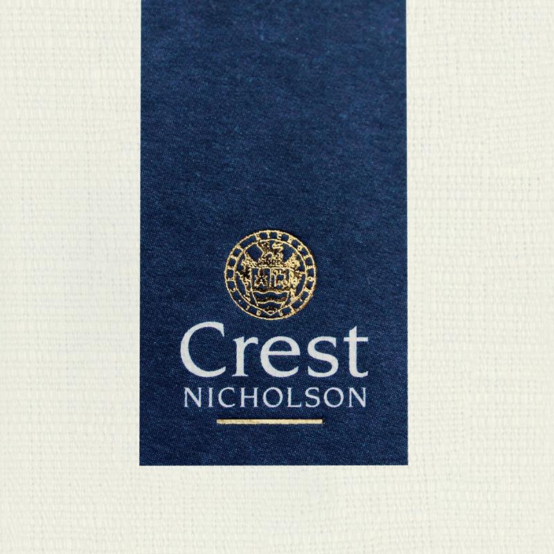 Crest Nicholson Steeple Claydon logo