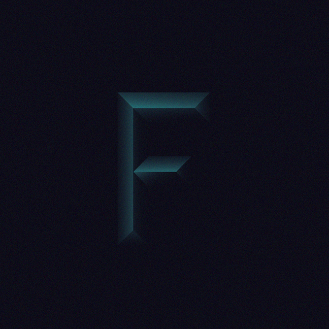 This is our creative grid We Are Fred 36 Days of Type