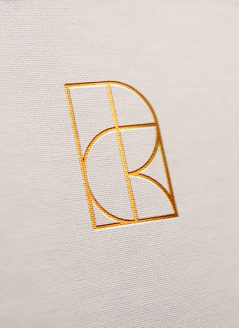 Redington Capital brandmark mockup