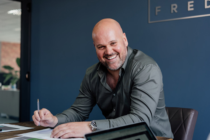 We Are Passionate about creative - Team Fred Nick Street